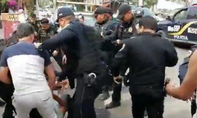 Policías Tlalpan