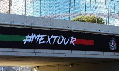 Selección Mexicana gira