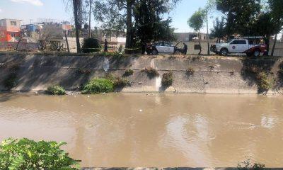 aguas negras Naucalpan