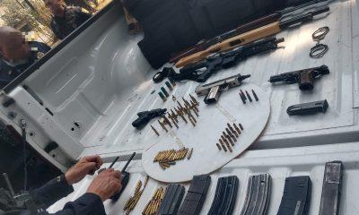sujetos armas