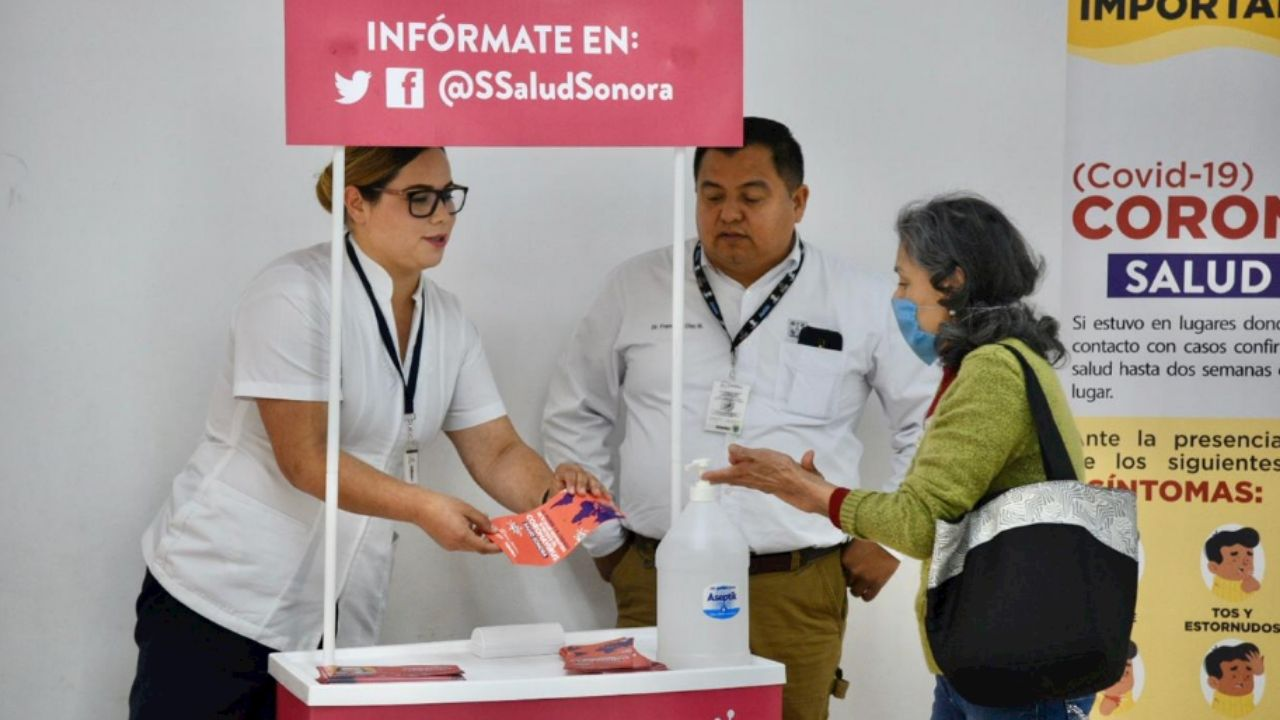 emergencia sanitaria Sonora