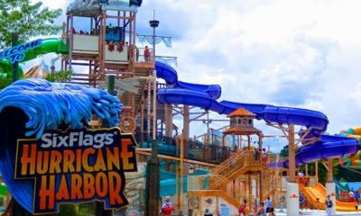 Six Flags y Hurricane Harbor