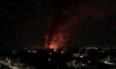 incendio Morelia