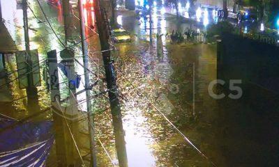 inundaciones Calzada Ignacio Zaragoza