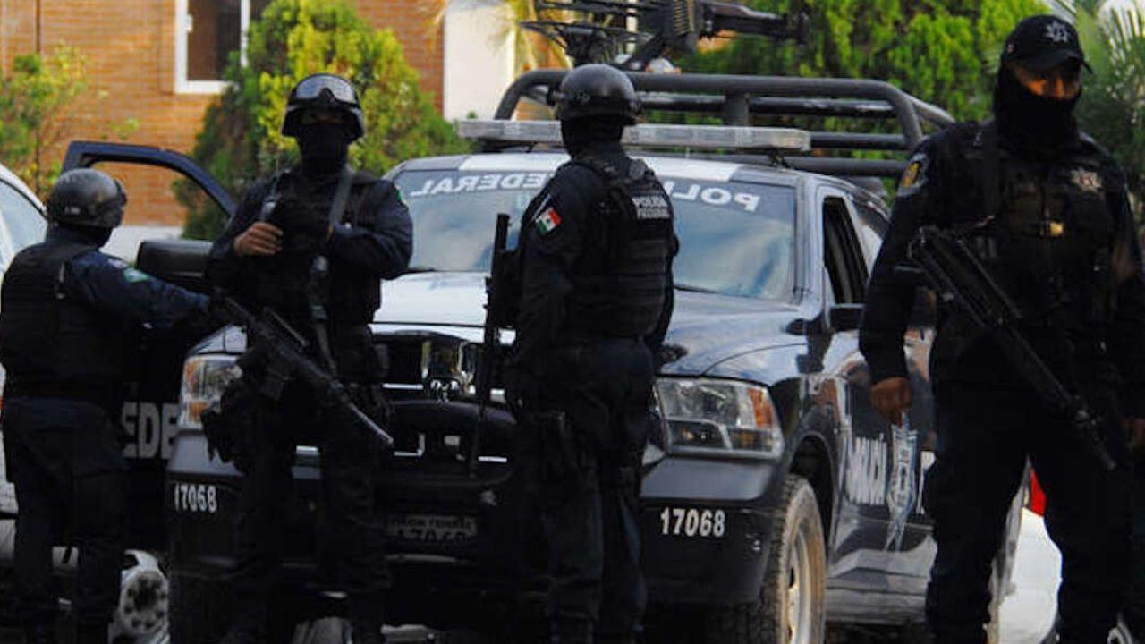 mujer policía Chiapas