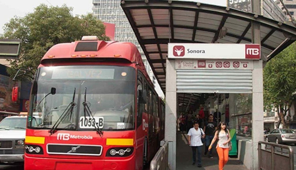 rutas Metrobús