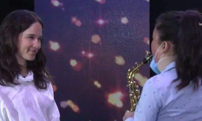 saxofonista Ximena Sariñana