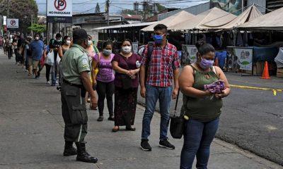 El Salvador cuarentena