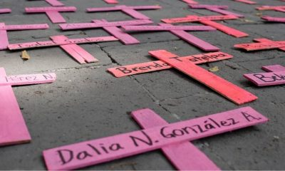 Feminicidio Ciudad México