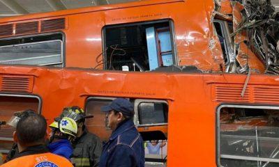 Metro daños