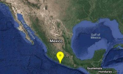 Sismo magnitud Guerrero