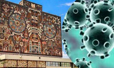 UNAM coronavirus