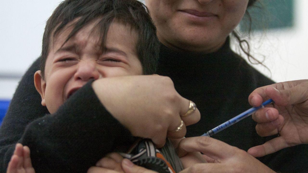 casos sarampión Ciudad México