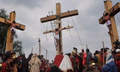 Pasión de Cristo Iztapalapa