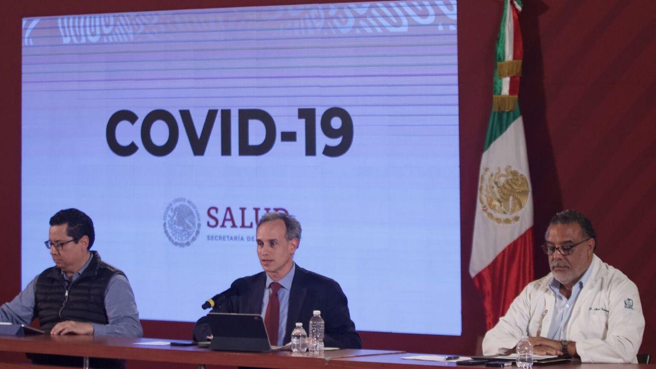 expertos Covid 19 México