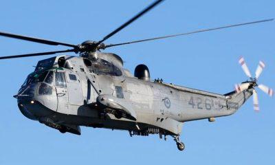 otan helicóptero