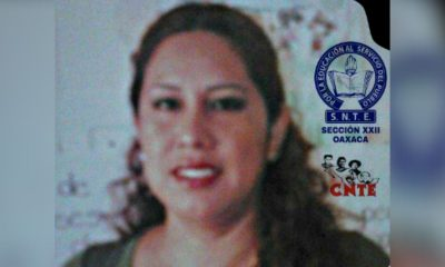 maestra CNTE