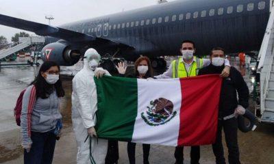 Regresan a México