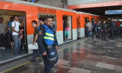 mujer Metro Chabacano