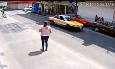 taxista Veracruz