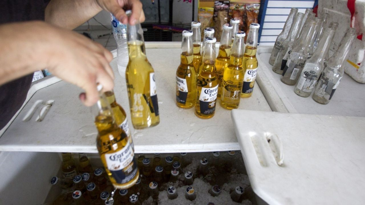 venta cerveza