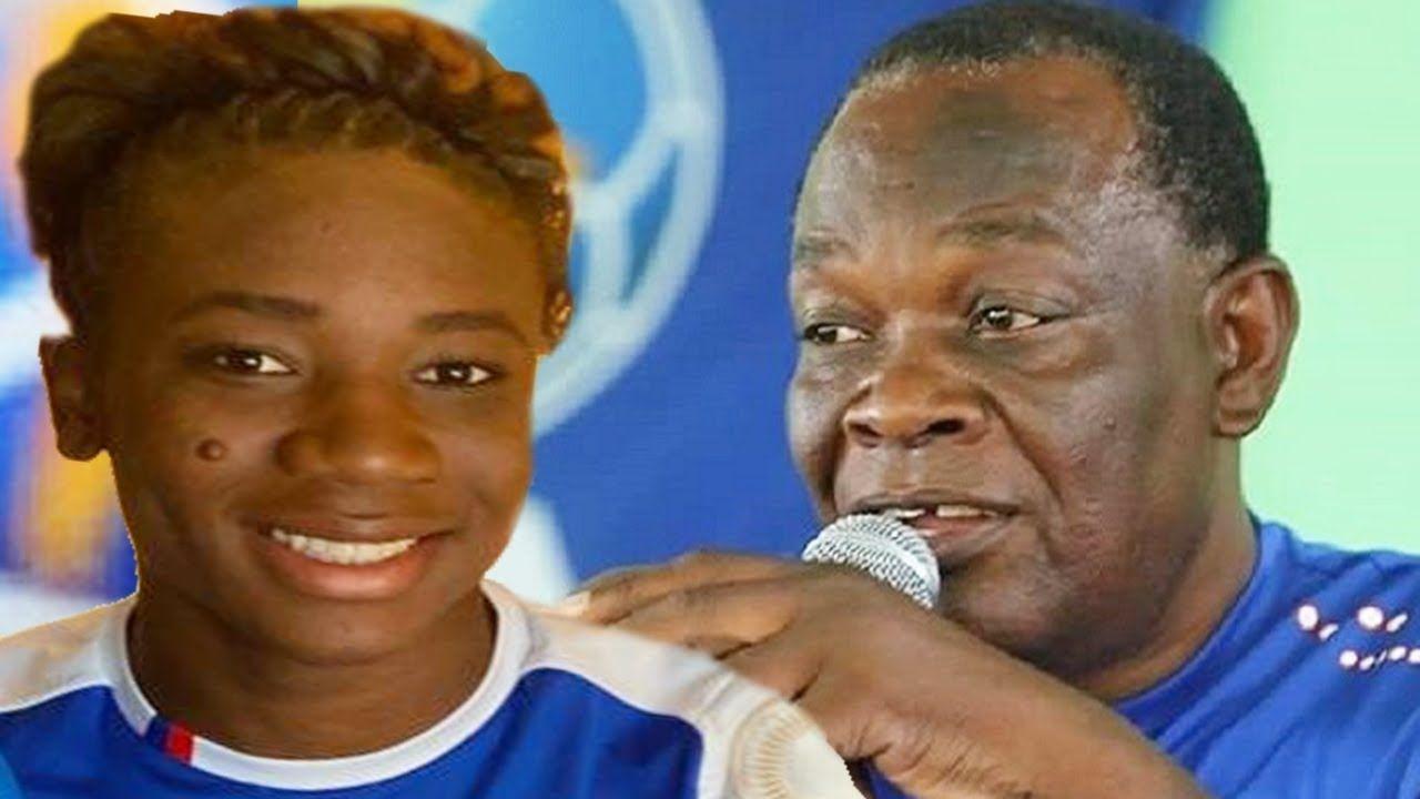 Abuso Sexual Haití Futbol