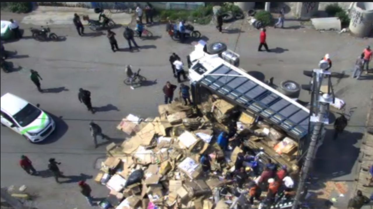 Accidente Ecatepec