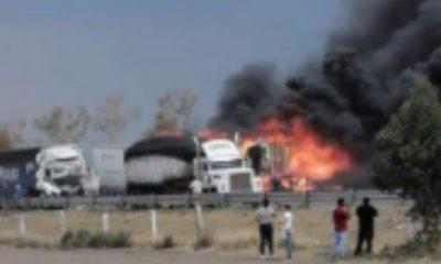 Accidente México-Querétaro