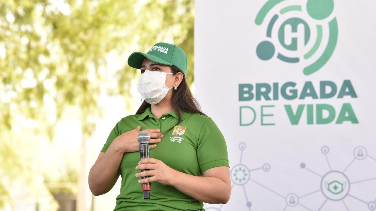 Alcaldesa Hermosillo