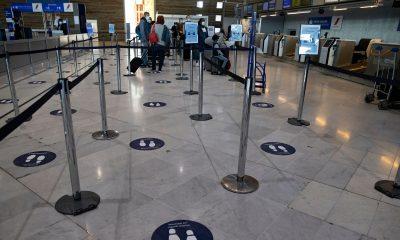 Bebé Aeropuerto