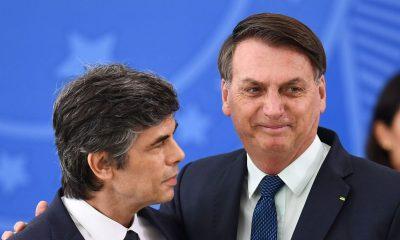 Bolsonaro Nelson Teich