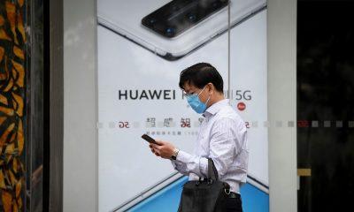 EUA Huawei China