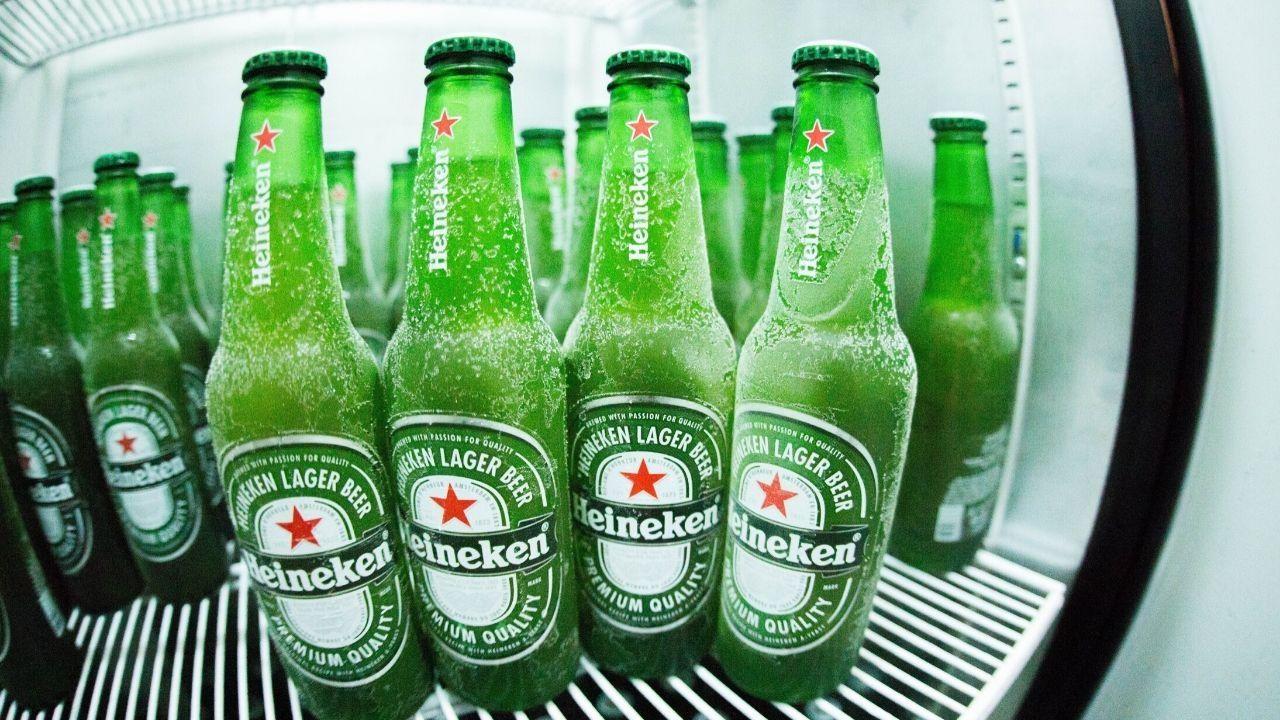 Heineken producción