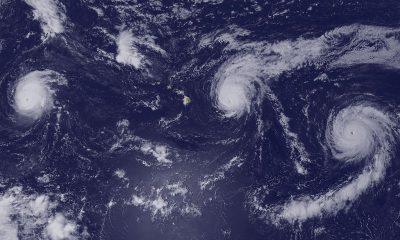 Huracanes devastadores