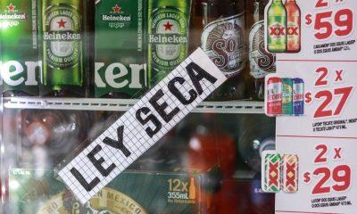 Ley Seca Sinaloa