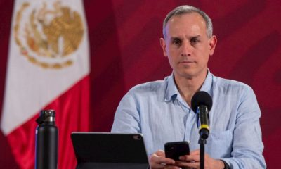 López Gatell Senado