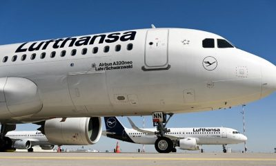Lufthansa Alemania
