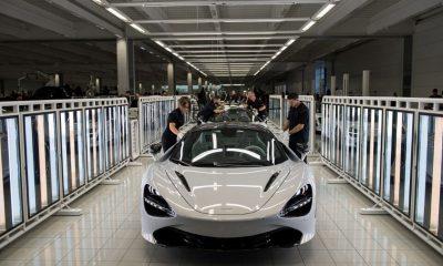 McLaren trabajo