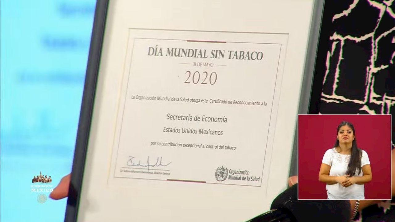 México tabaco