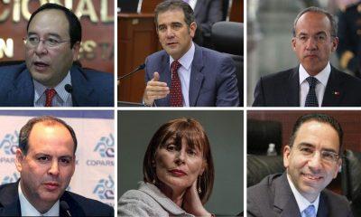 Políticos Ley Bonilla