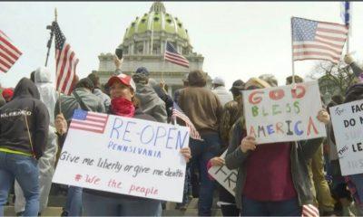 Protesta Pensilvania
