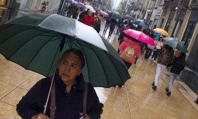 Valle México lluvias
