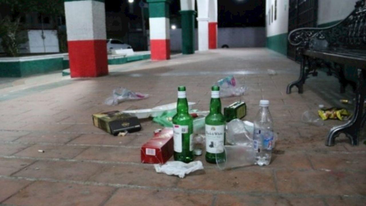 alcohol adulterado Morelos