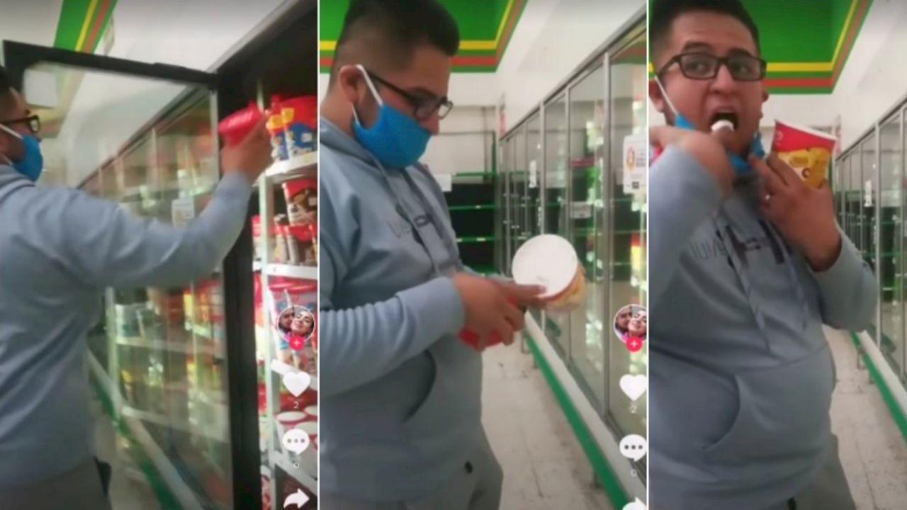 helado Aurrerá