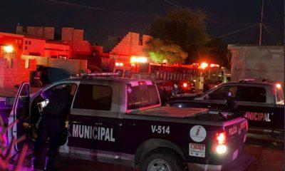 incendio Ciudad Juárez