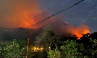 incendio Tepoztlán