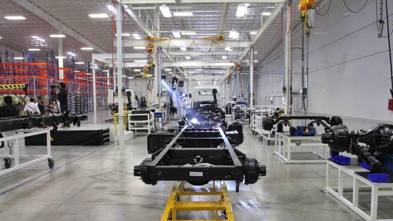 Industria automotriz DOF