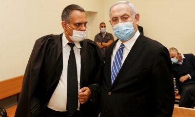 juicio Netanyahu