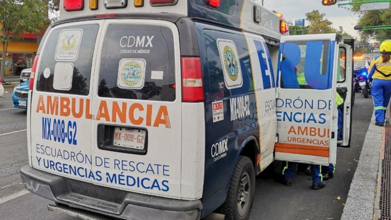 paramédicos ERUM