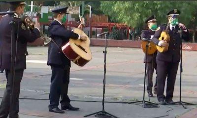 serenata Tlatelolco